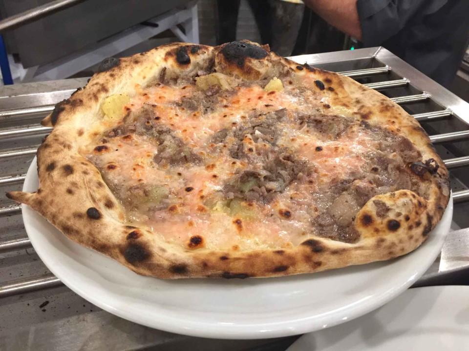 pizza Testa Rossa