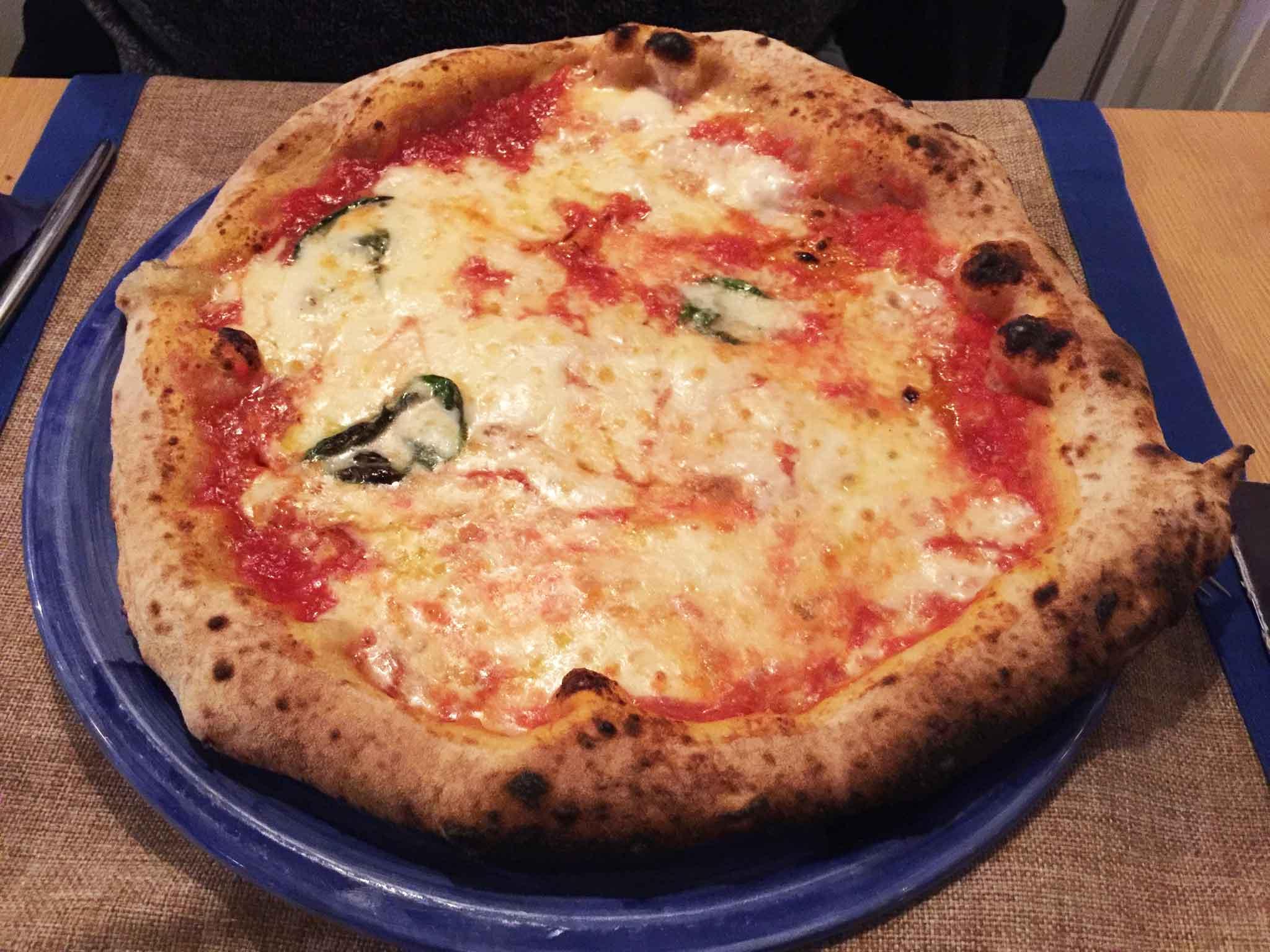 pizza margherita farina 1