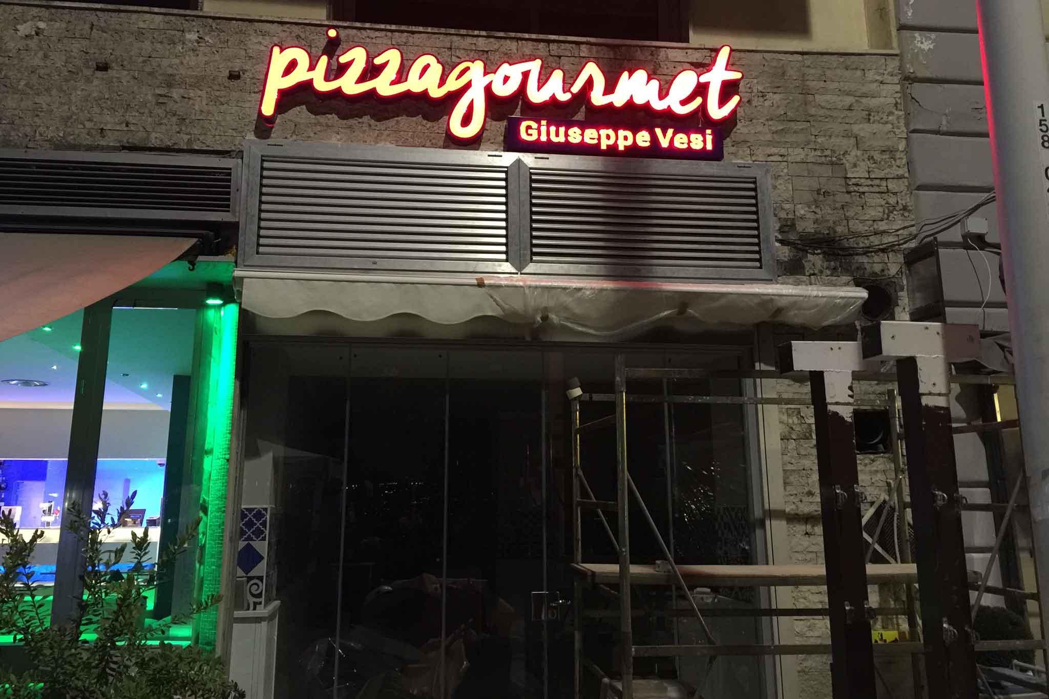 pizzagourmet Giuseppe Vesi Napoli