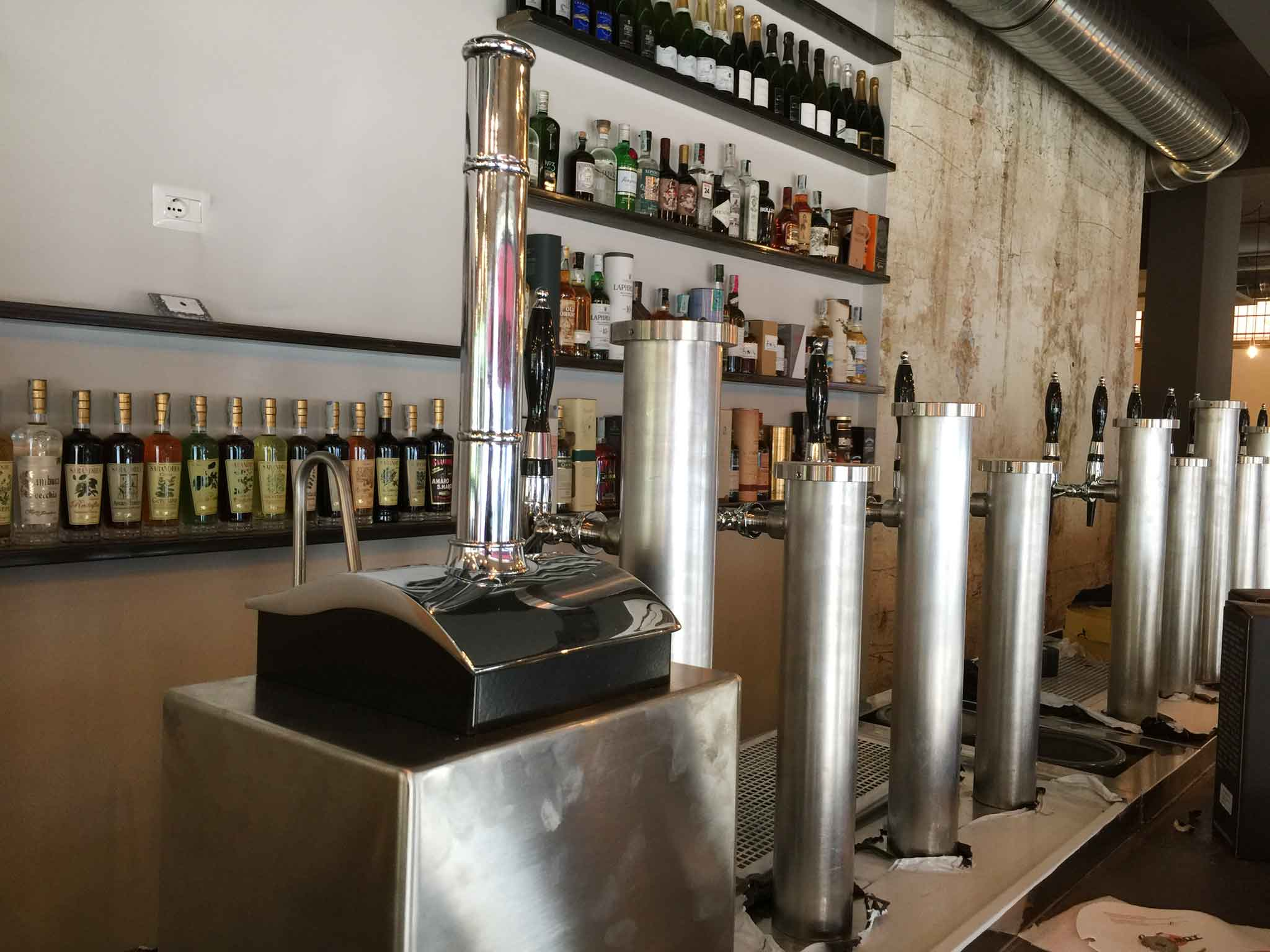 pompa birra