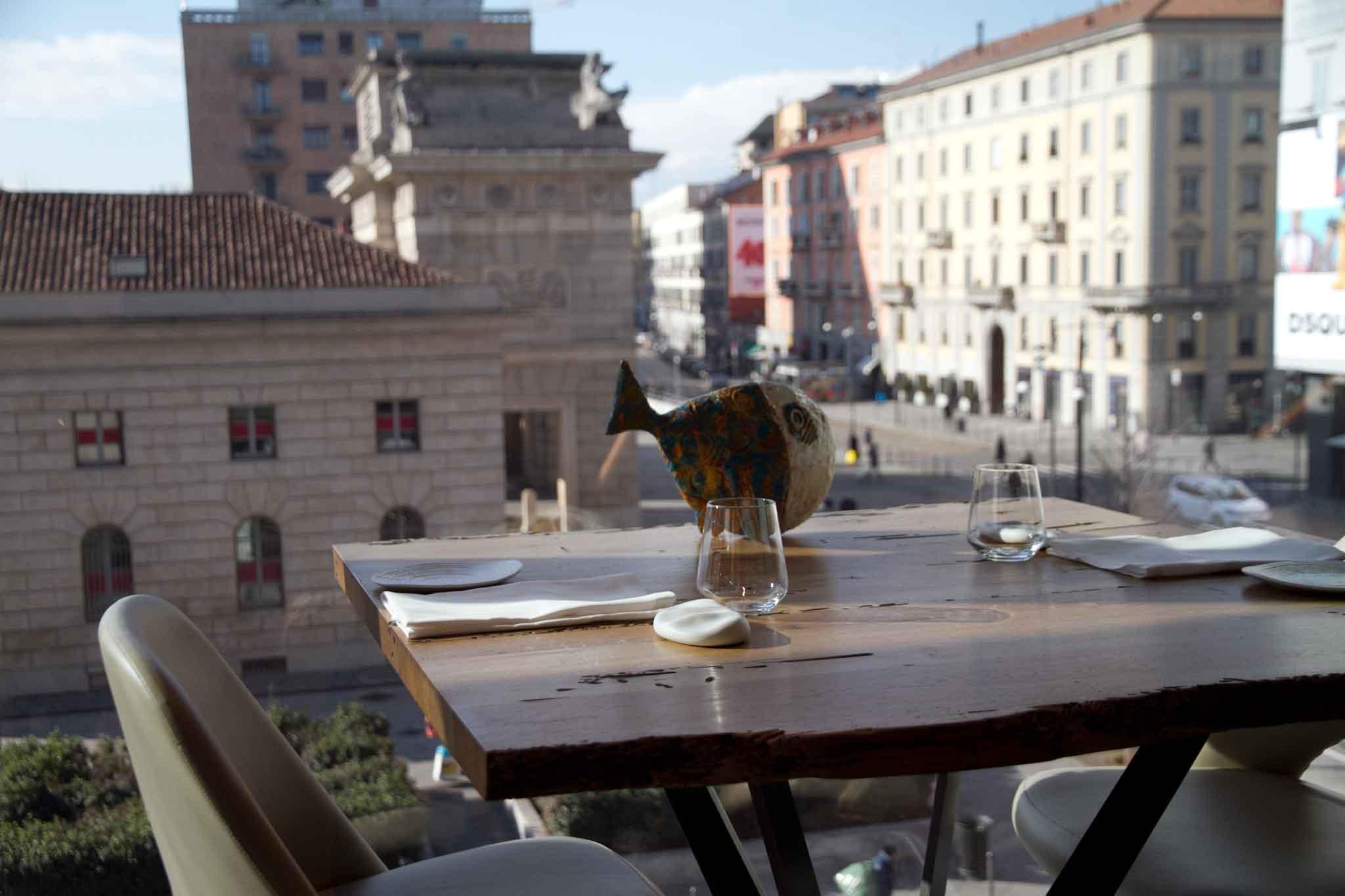 Alice molto di pi del migliore ristorante di pesce a milano for Eataly milano piazza 25 aprile