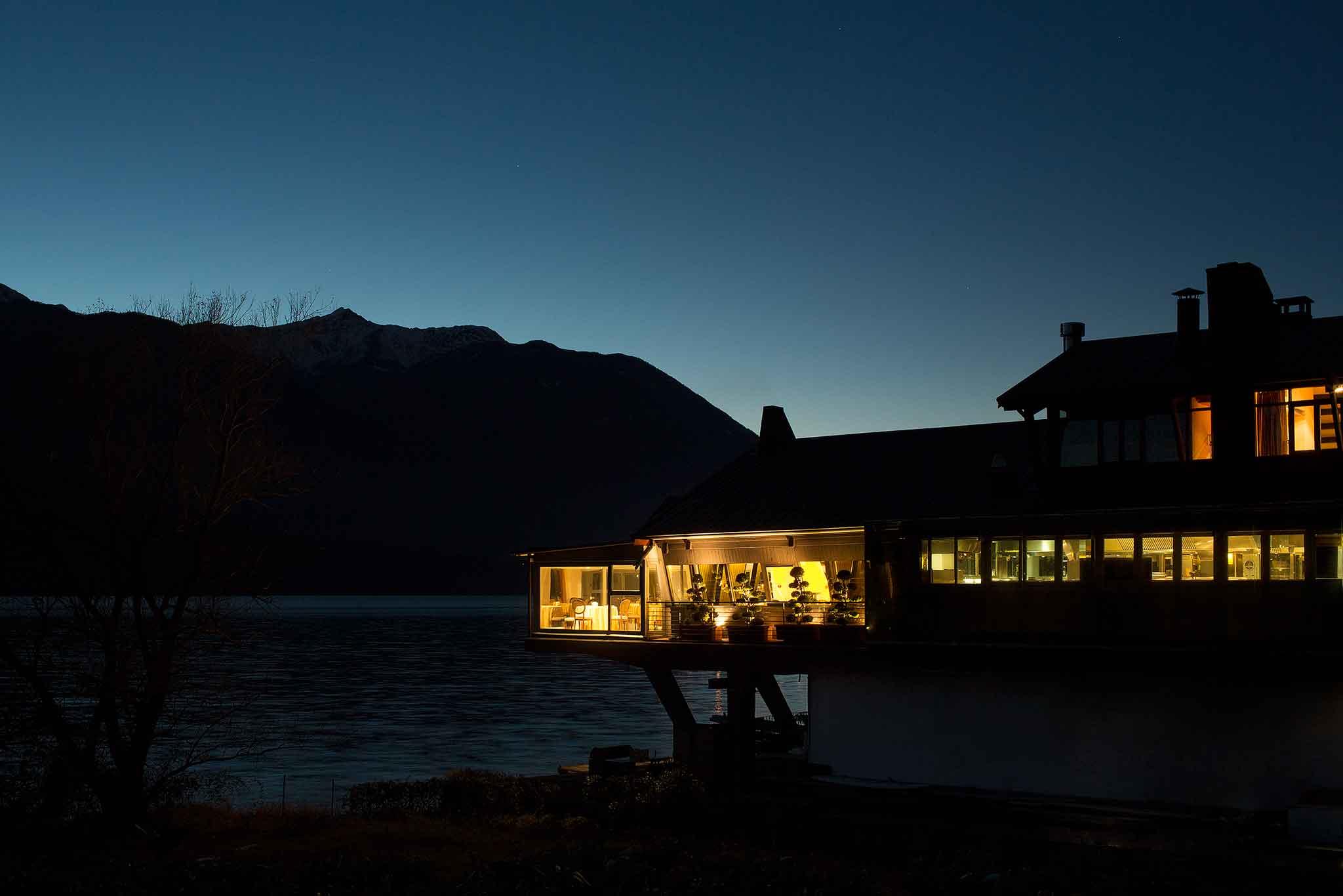 L 39 anima di marco sacco in sei nuovi piatti al piccolo lago for Piani cottage piccolo lago