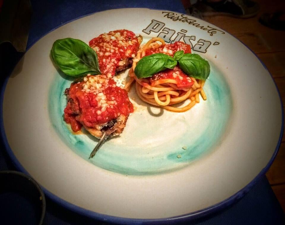 spaghetti Paisà