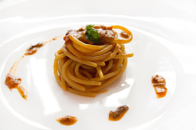 spaghetti ricci ilsanlorenzo Roma
