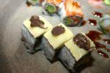 Diversamente sushi con Mediterraneo e Giappone da Settembrini a Roma