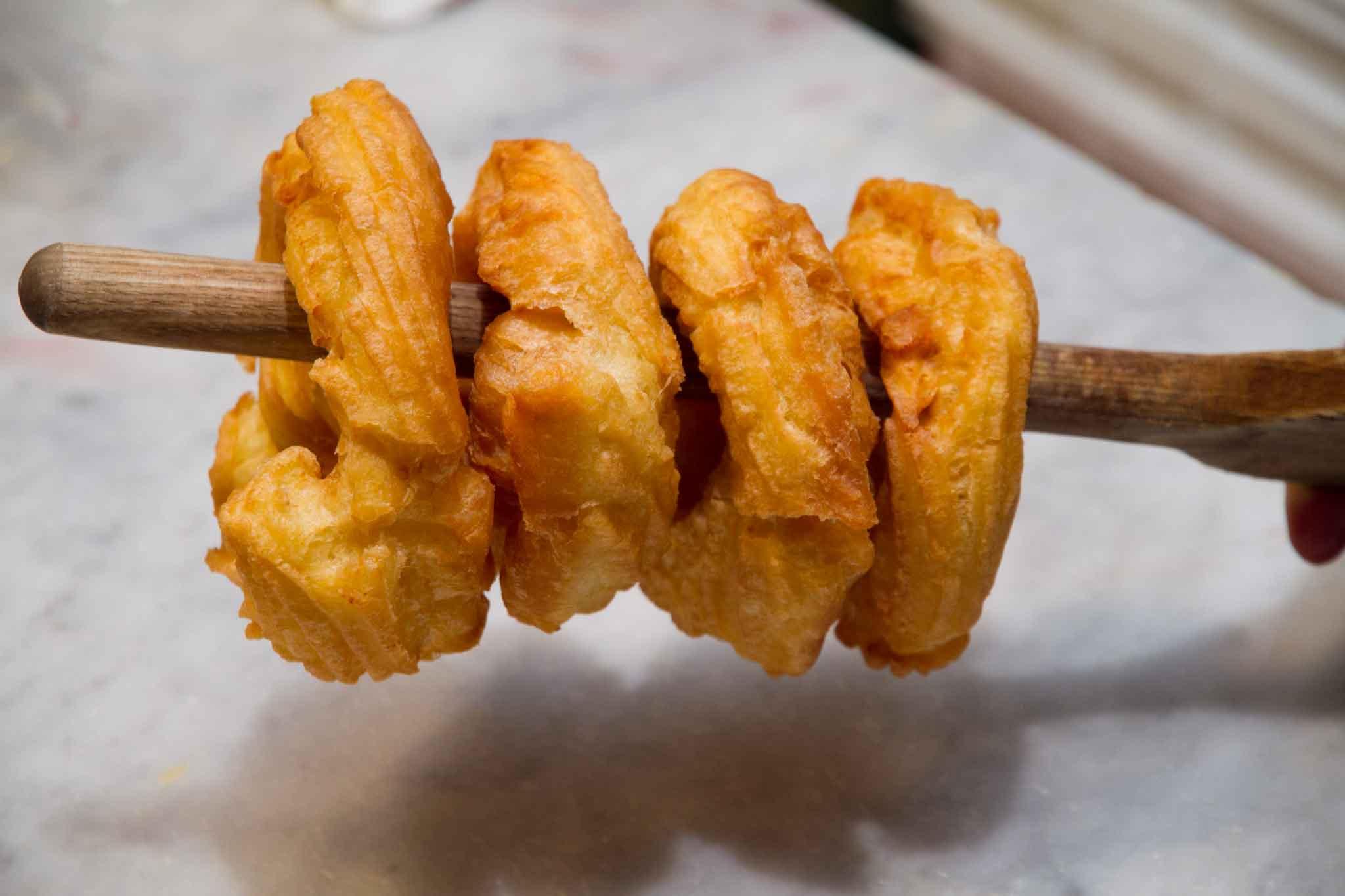 zeppole San Giuseppe fritte doppia frittura