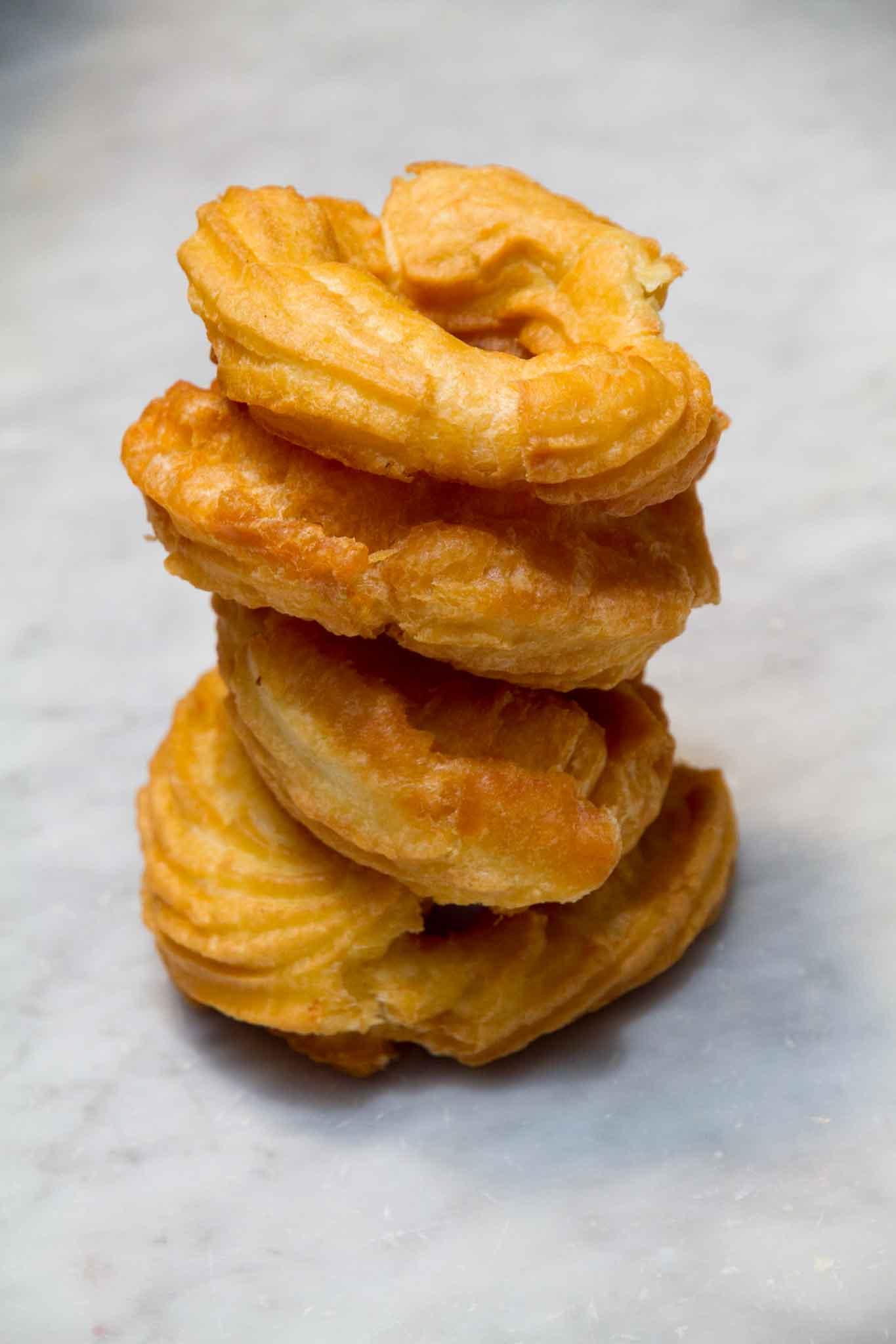 zeppole San Giuseppe fritte