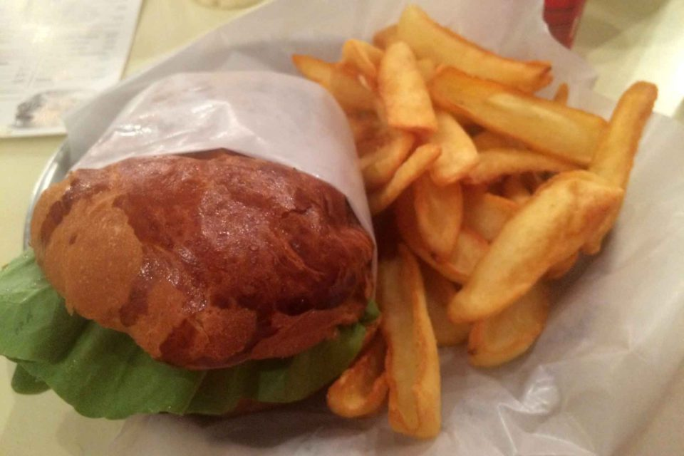 212 hamburger Milano