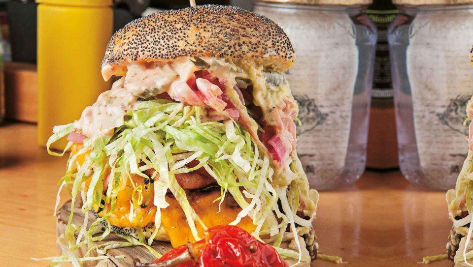 Al Mercato Burger Bar Milano hamburger