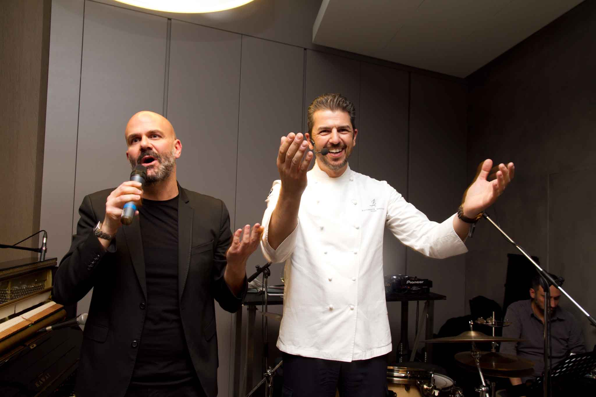 Berton spiega nuova cucina