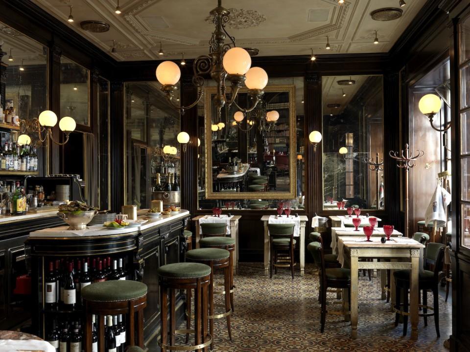 Salone e fuorisalone del mobile di milano i 20 migliori for Milano migliori ristoranti
