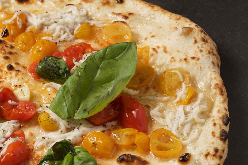 Condurro pizza pomodorini