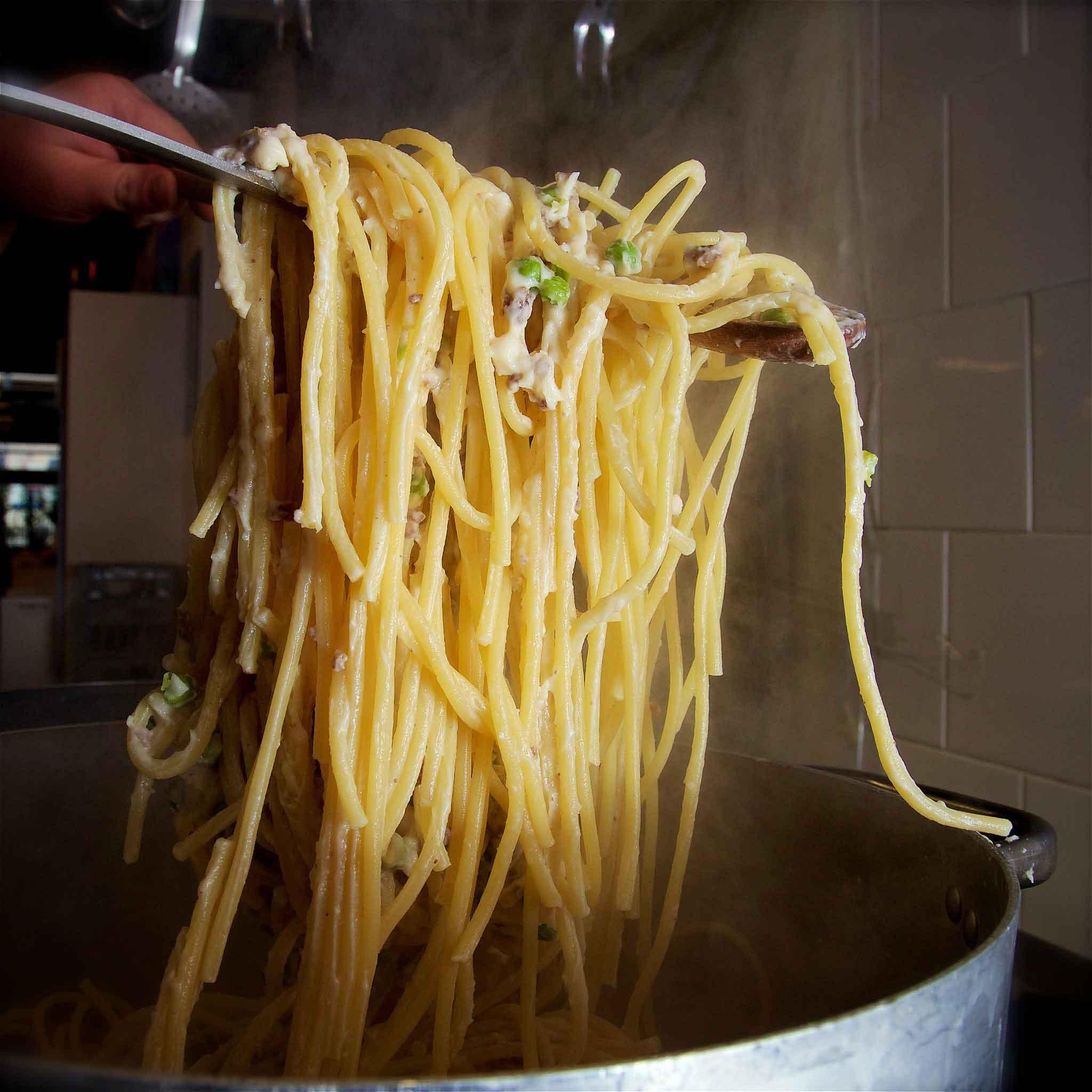 Condurro spaghetti