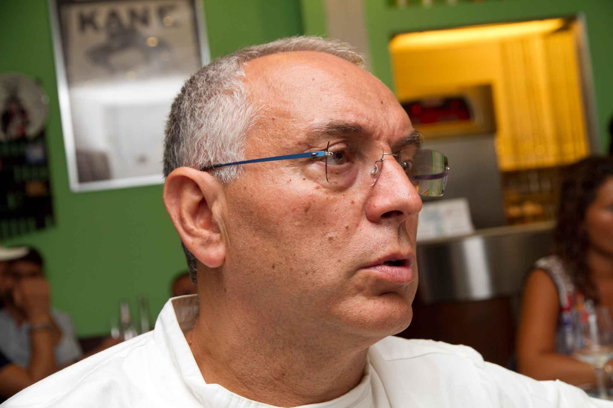 Enzo Coccia pizzaiolo Napoli