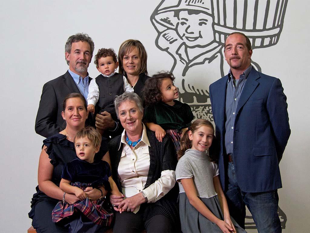 Famiglia Poli 2015
