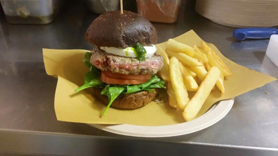 Hamburger Angus and More Milano