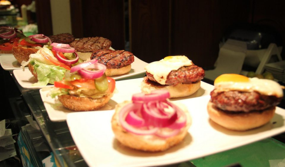 Hamburger Denzel Milano