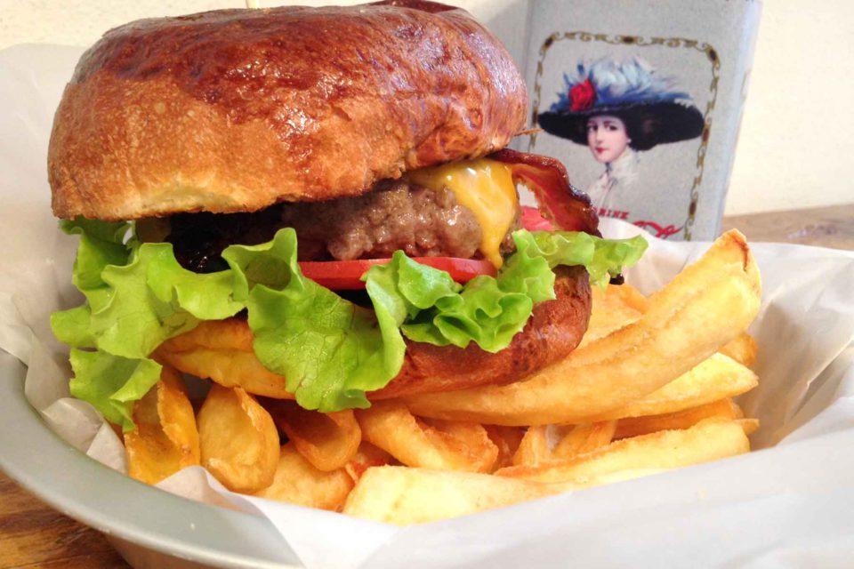 Hamburger The Grill Milano