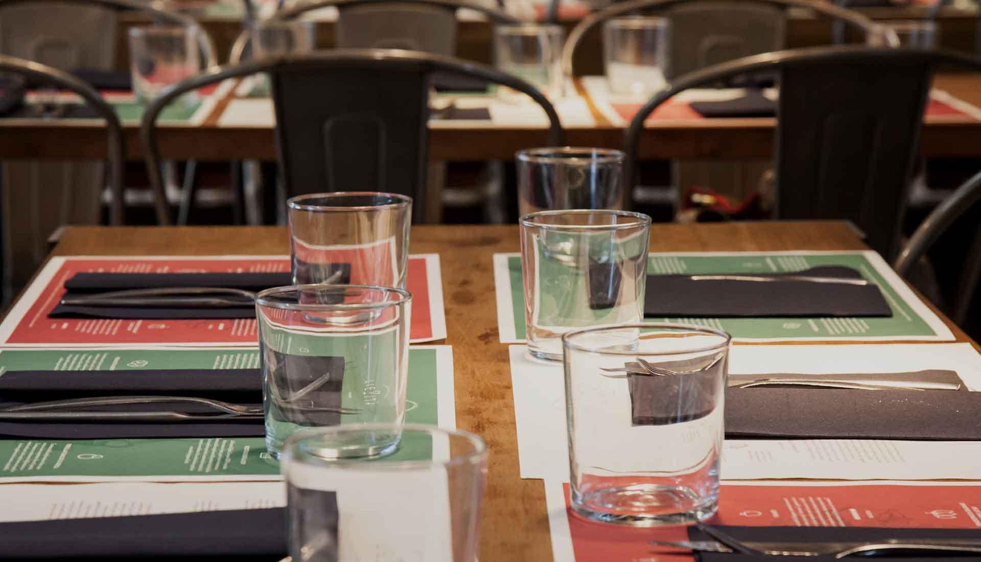 Lievità tavoli