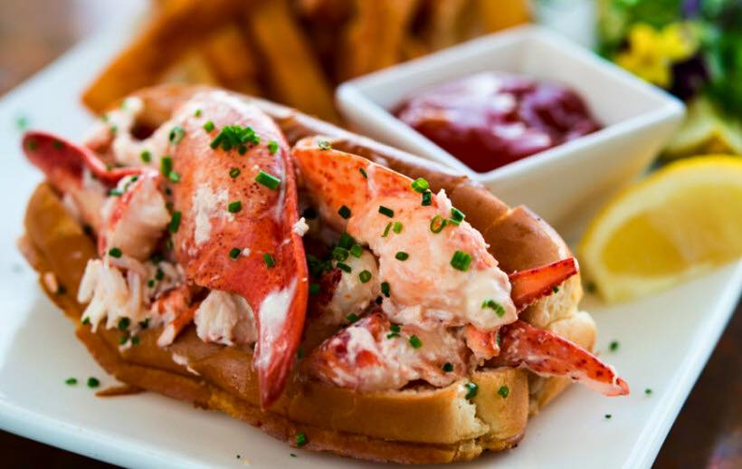 Lobster Roll Angus and More