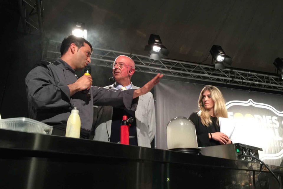 Luca Landi Foodies Festival
