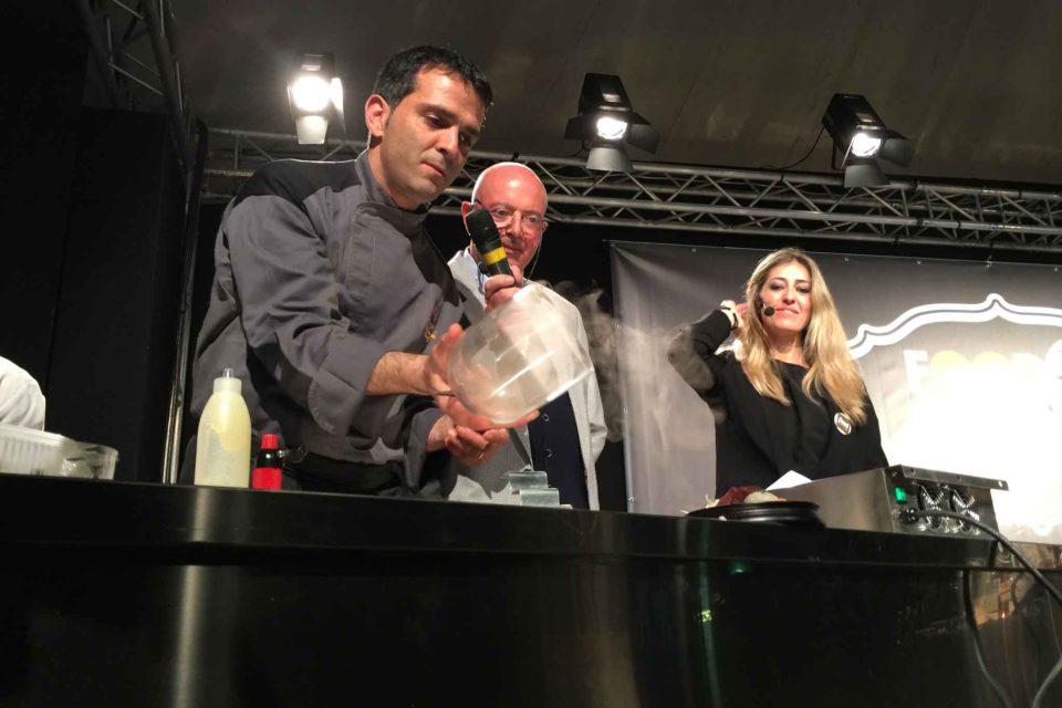 Luca Landi chef