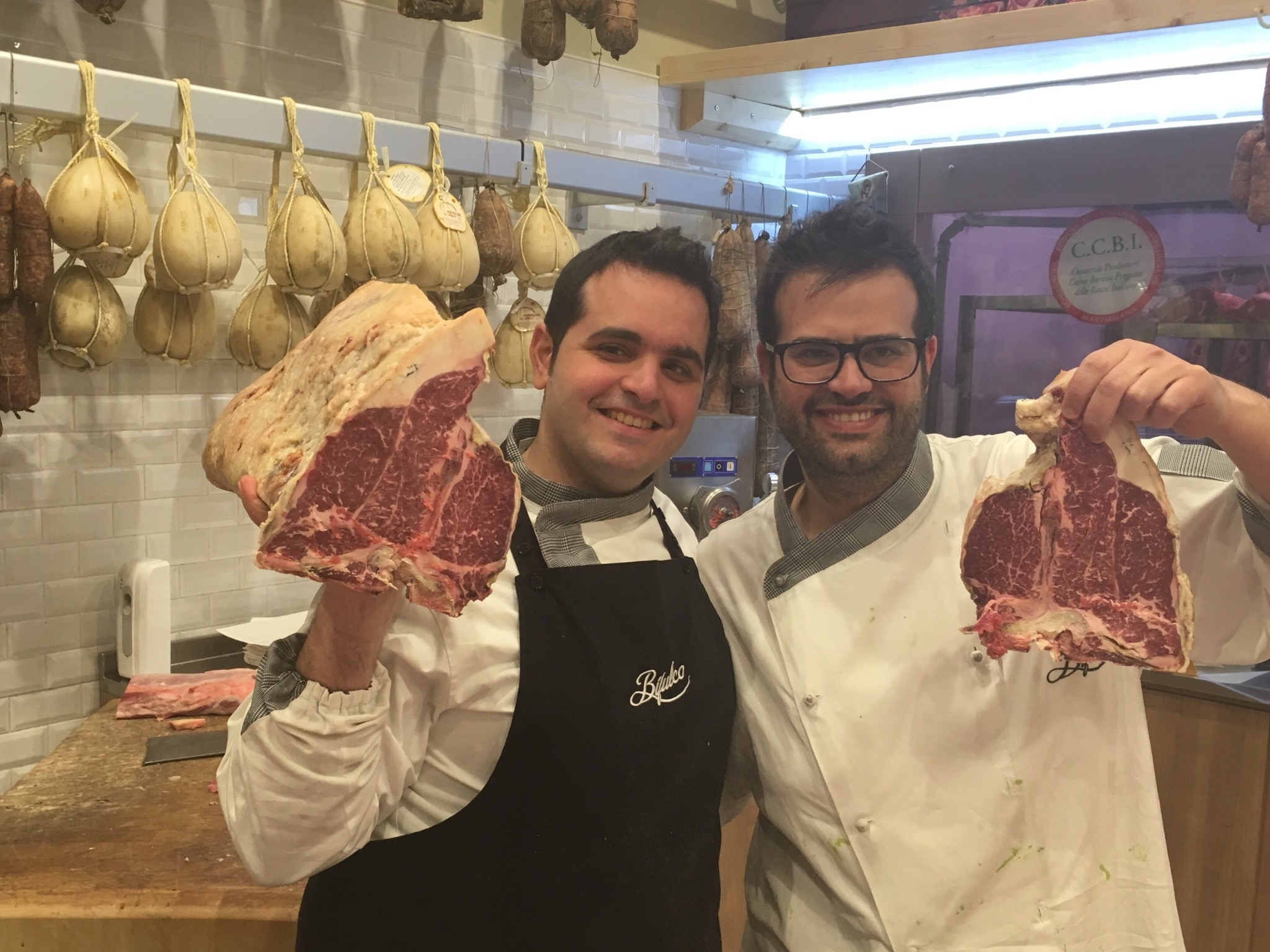 Luciano Bifulco e Francesco Vorraro