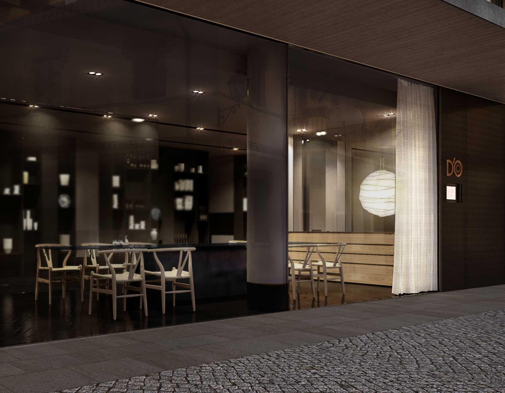 Nuovo ristorante Davide Oldani D'O