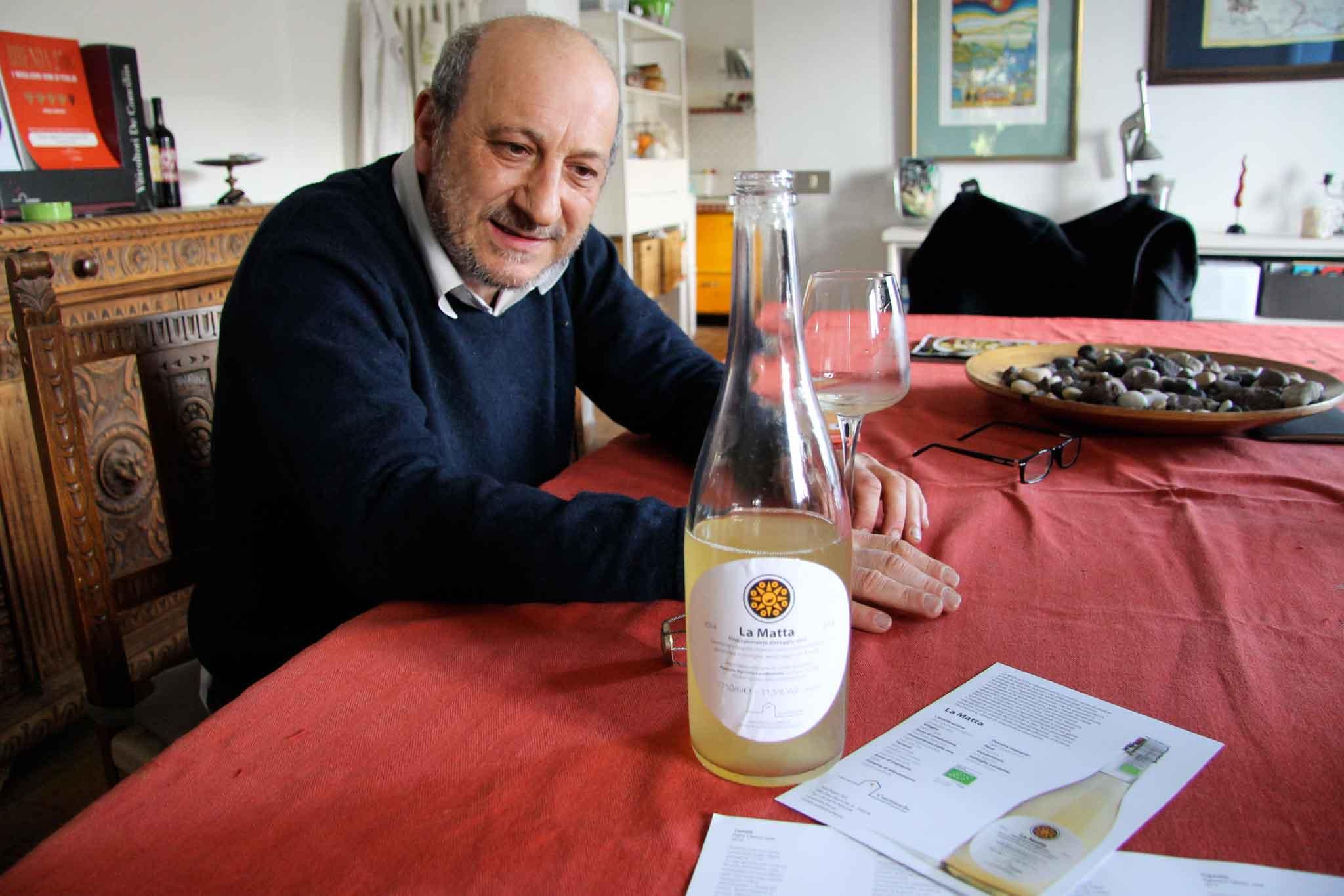Pasquale Mitrano Casebianche