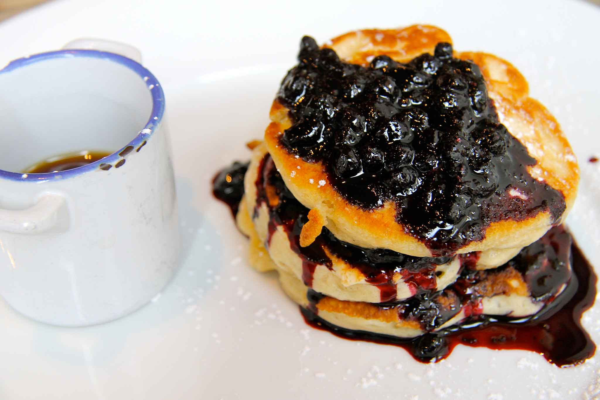 Pancake scozia