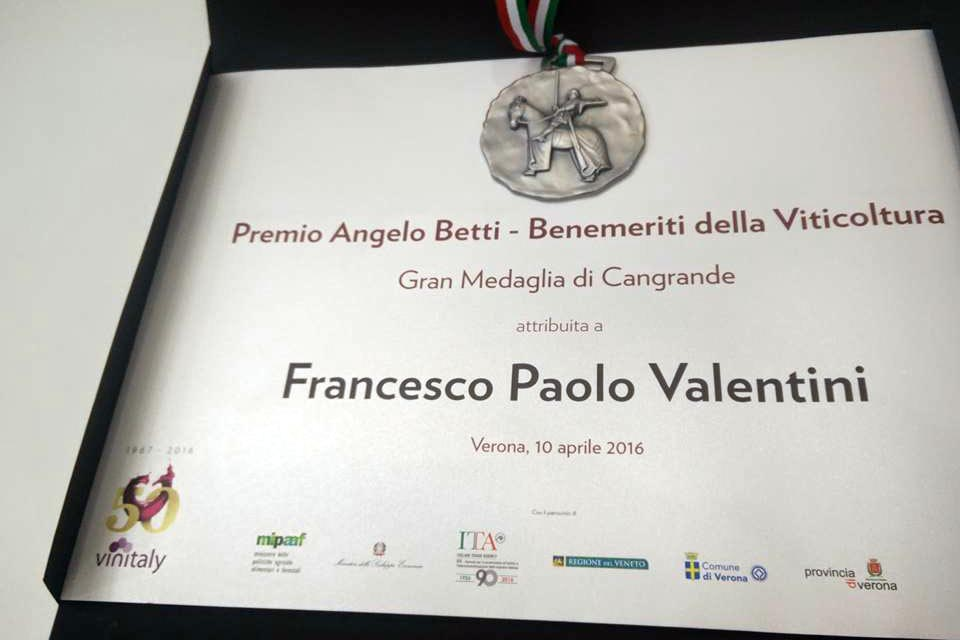 Premio Angelo Betti Valentini