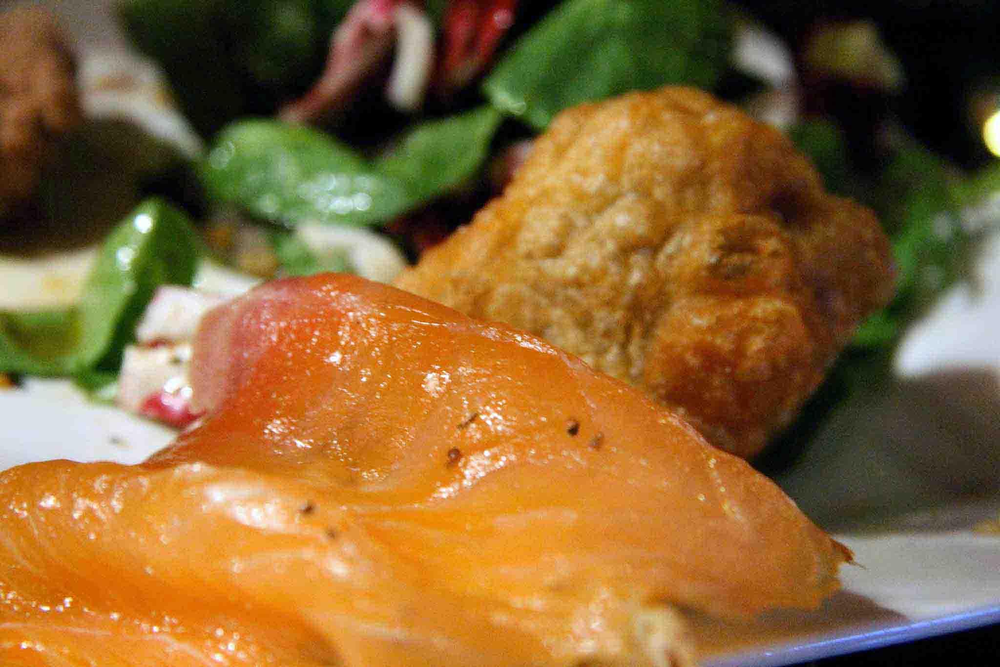 Salmone scozia