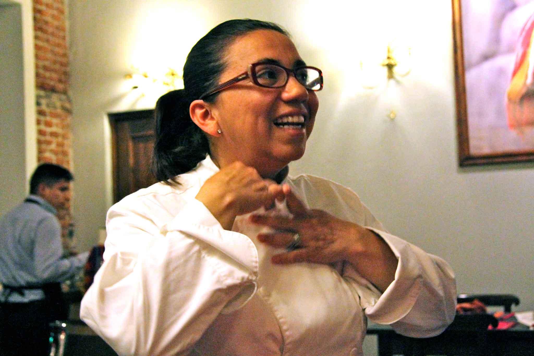 Sheilla Diaz