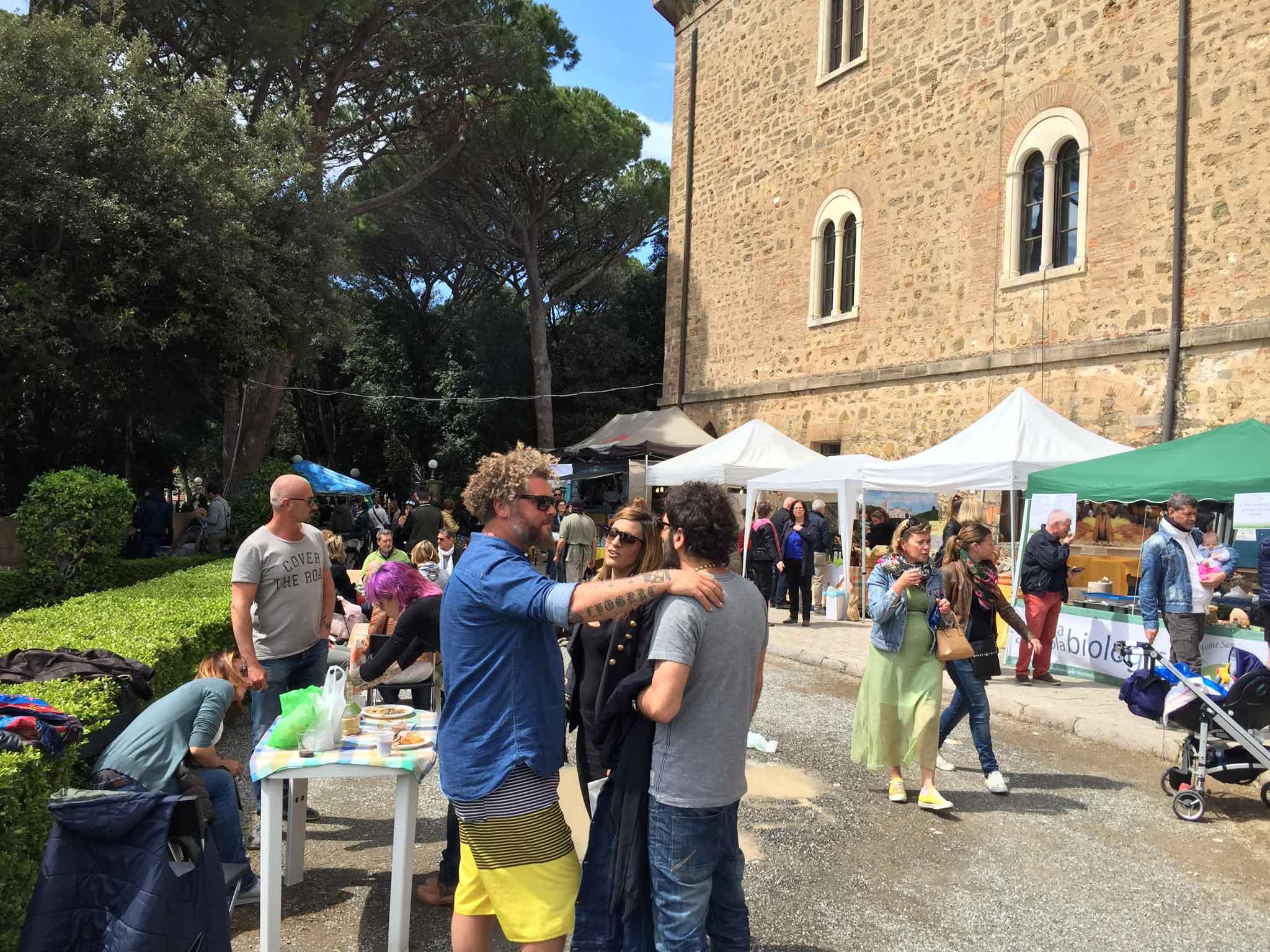 Street Food Castello Pasquini