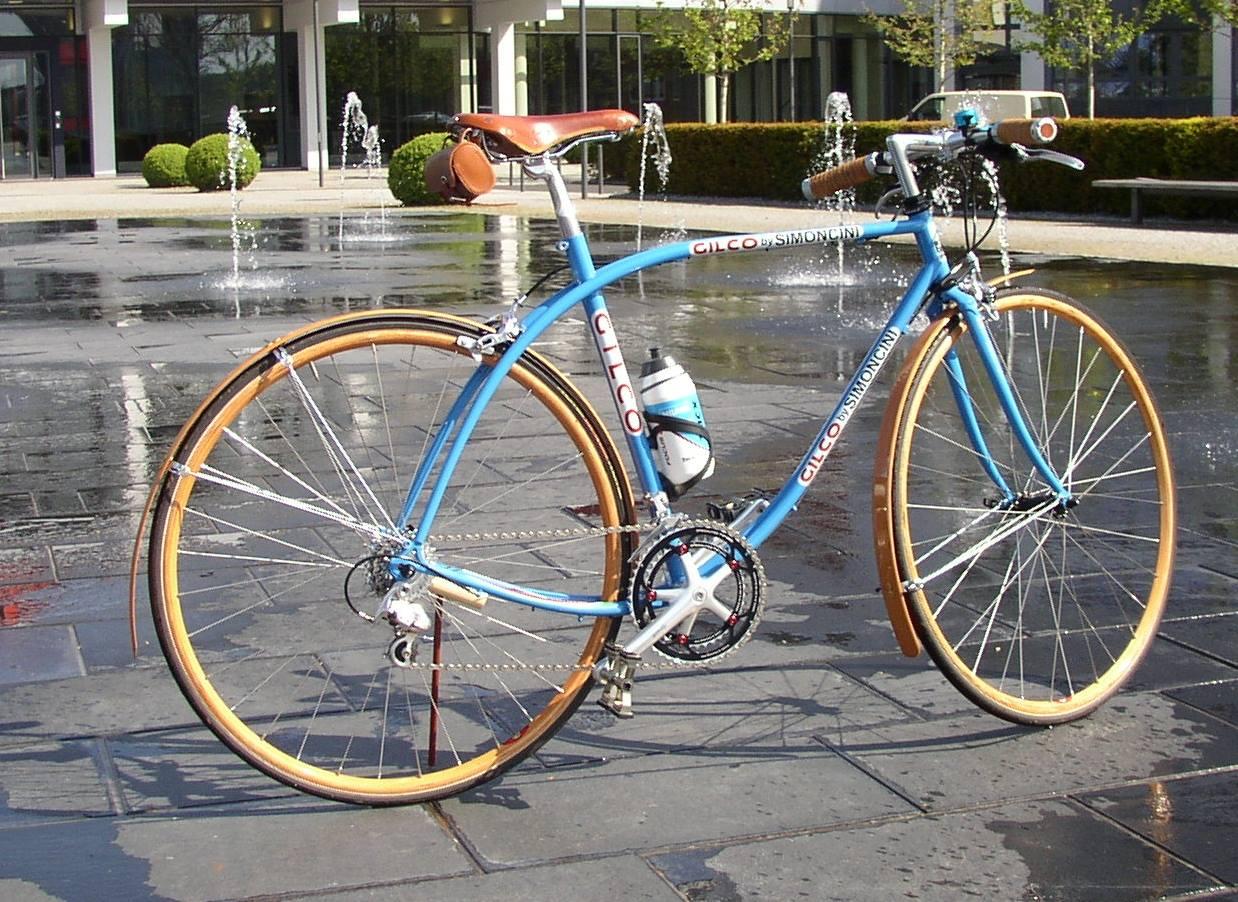 bicicletta Gilco