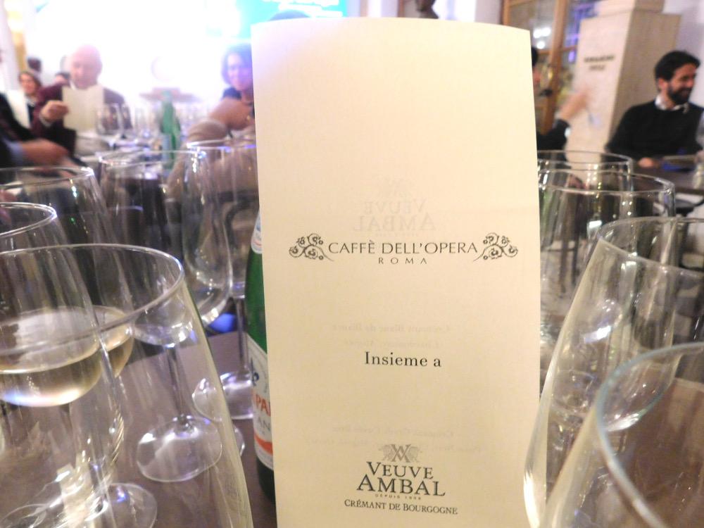 caffè dell'opera veuve ambal