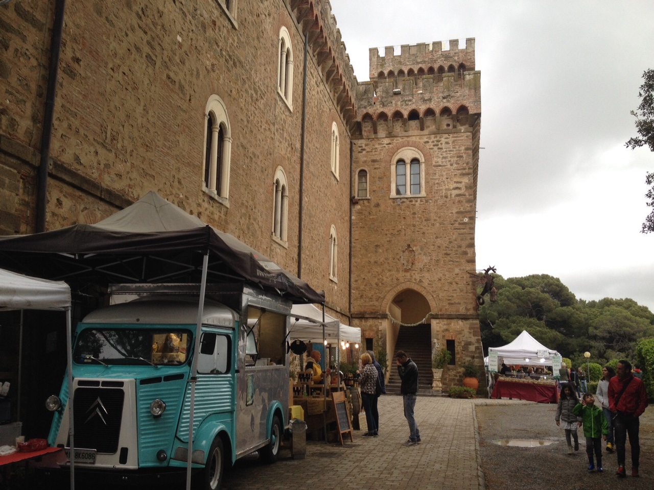 castello pasquini foodies