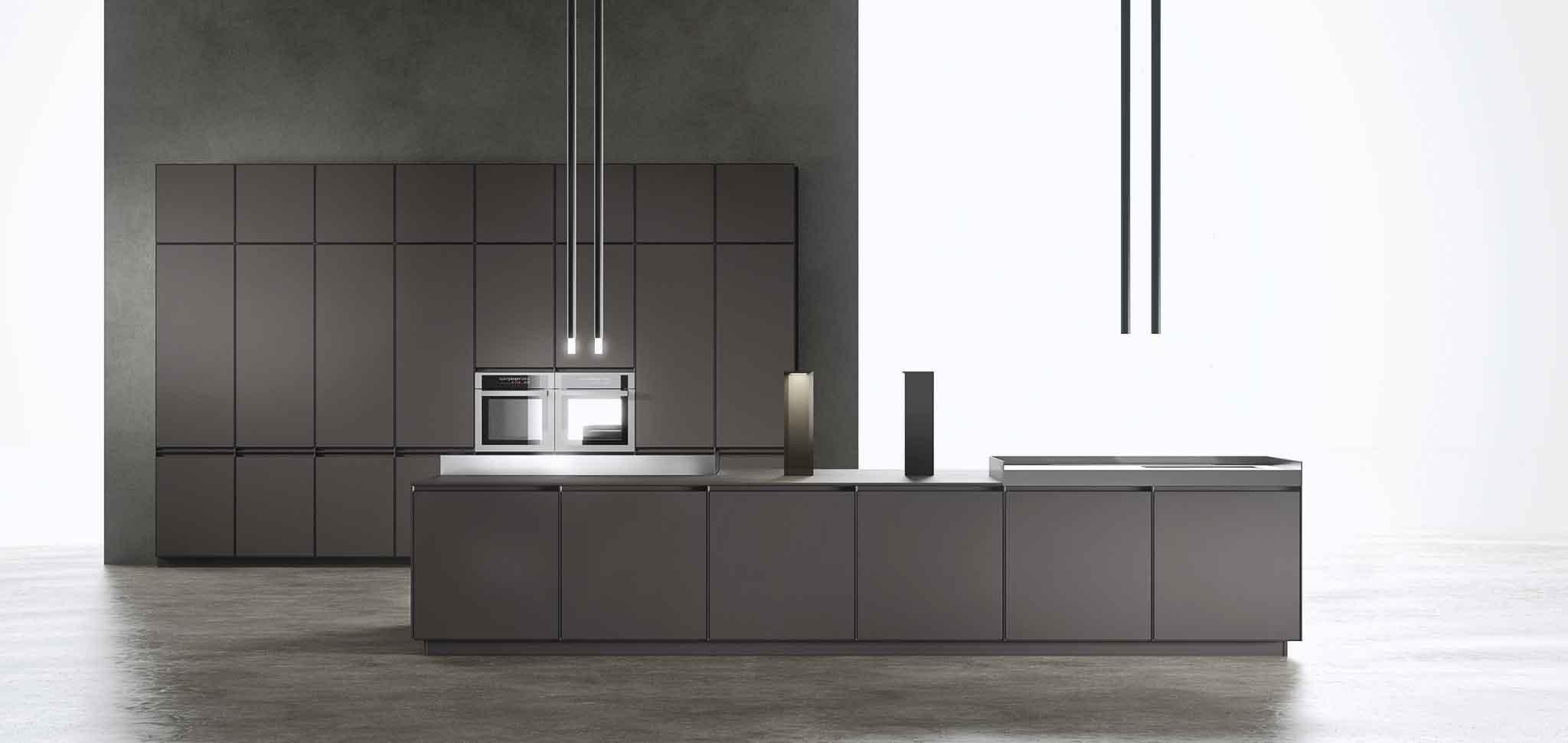 cucina Arrital Bertone grigio