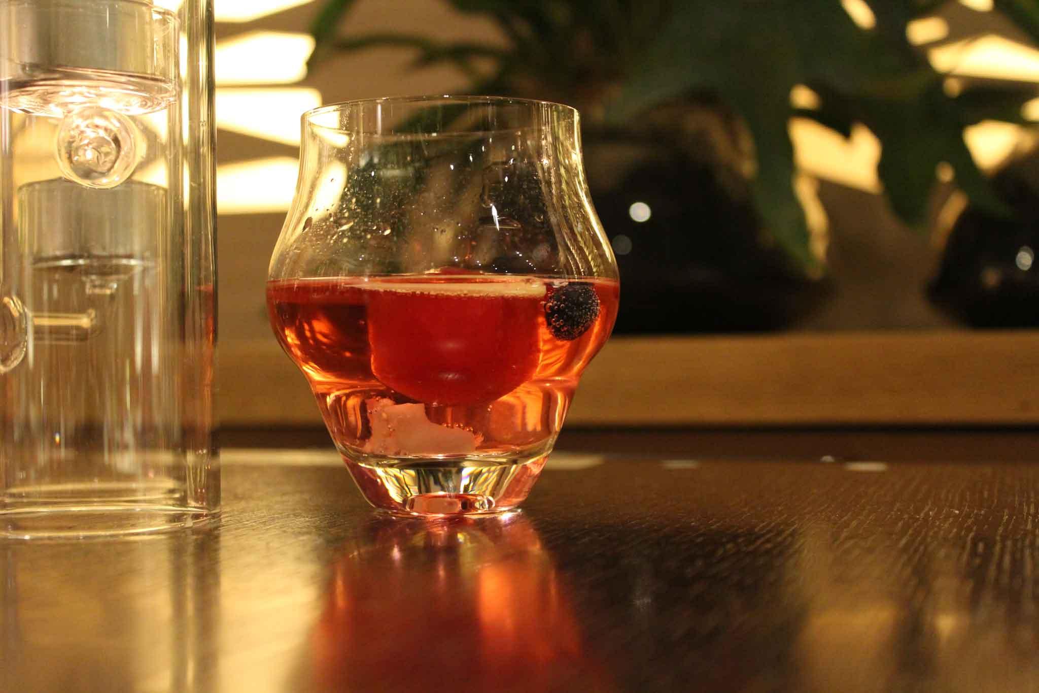 drink geranium gin