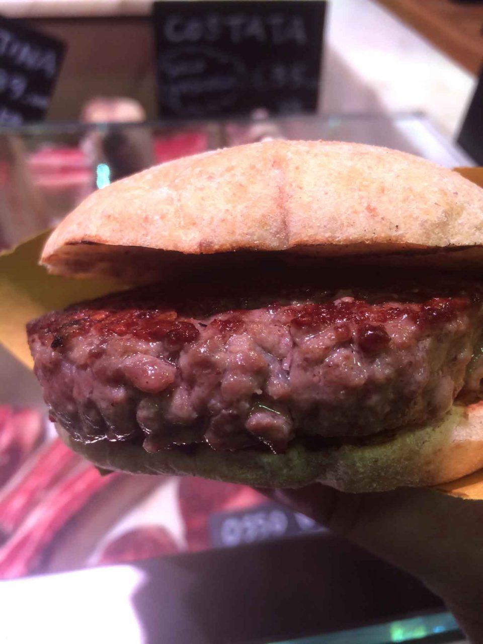 hamburger Macelleria Popolare Milano
