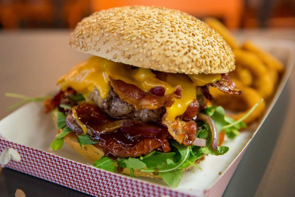 hamburger Milano Macinata