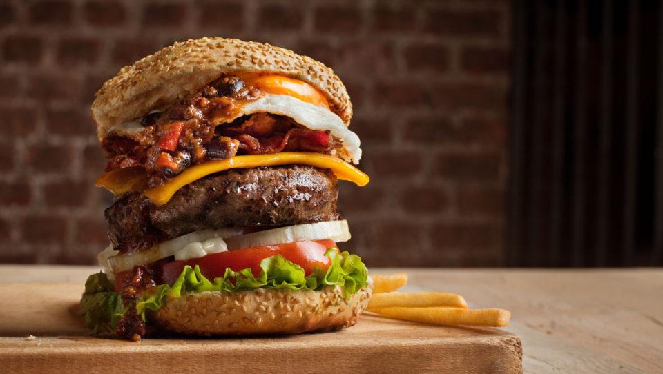 hamburger Milano Rock Burger
