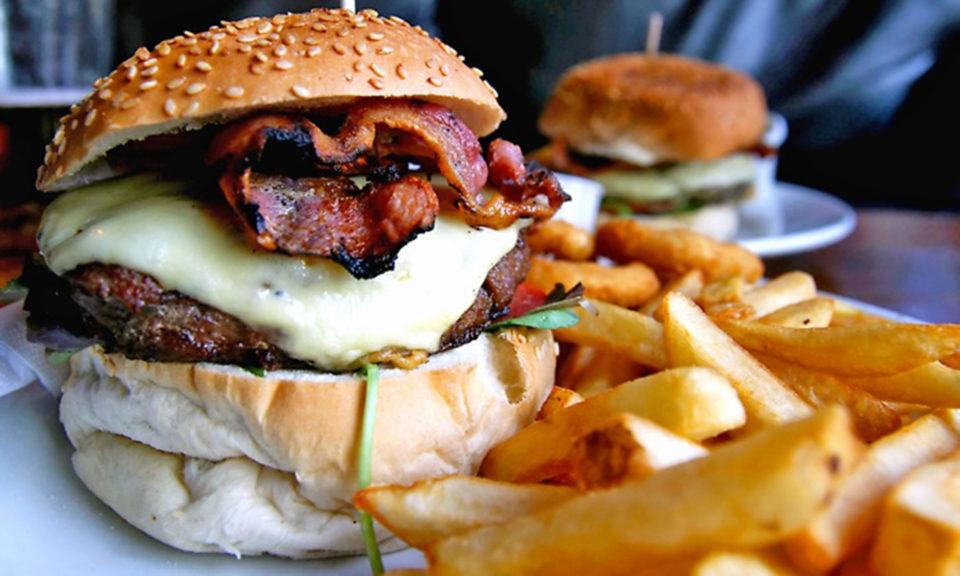 hamburger Milano Street Burger