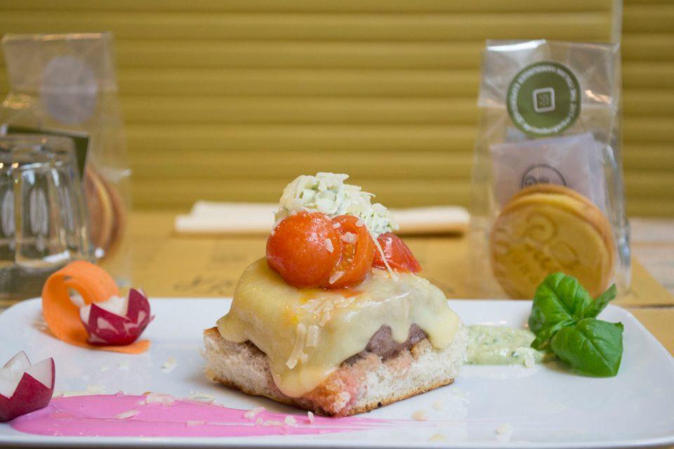 hamburger Prime Burger Milano