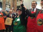 Genova. Alessandra Fasce vince il Campionato Mondiale di Pesto