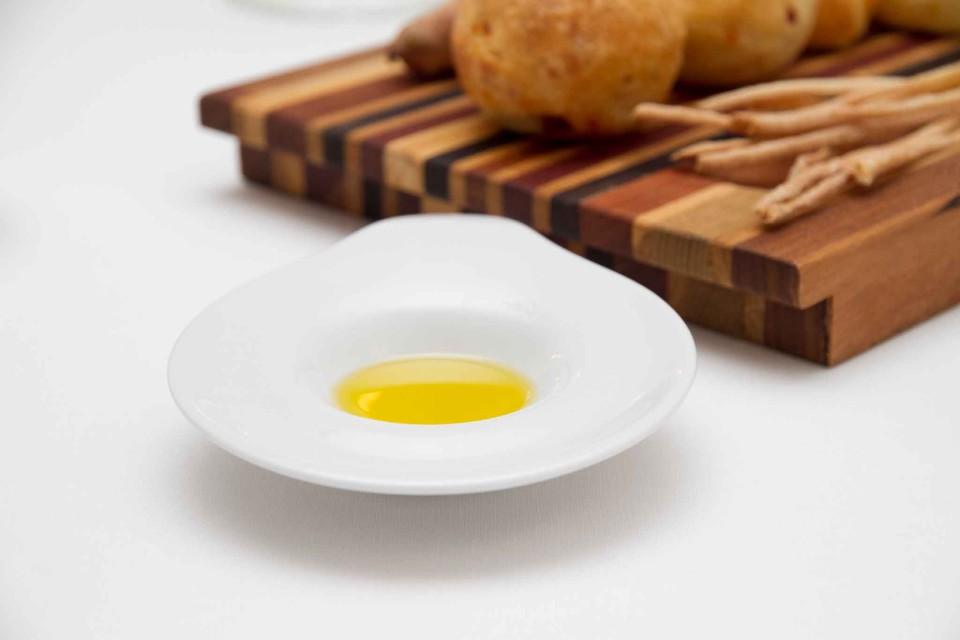 olio extravergine di oliva e pane