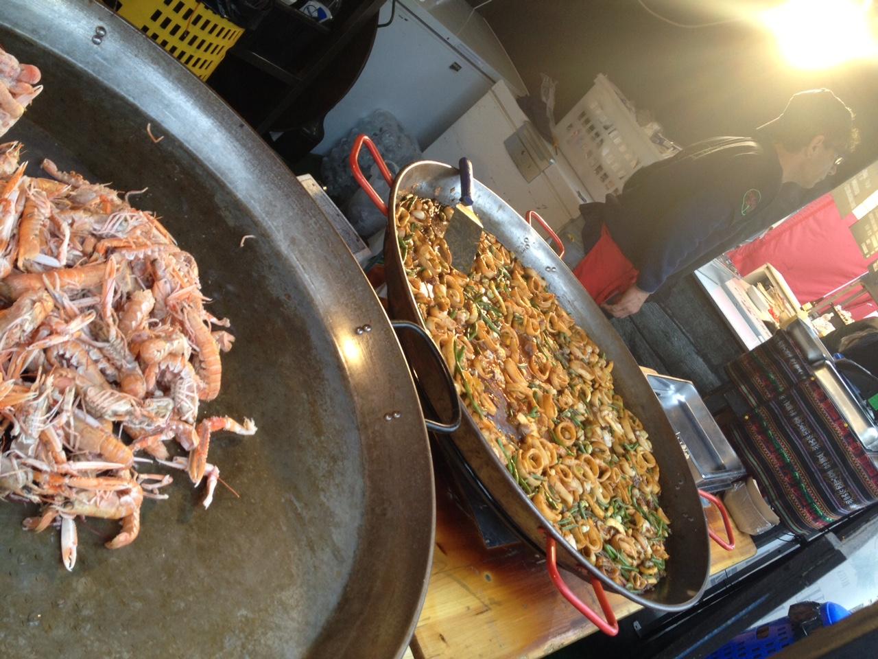 paella foodies castiglioncello