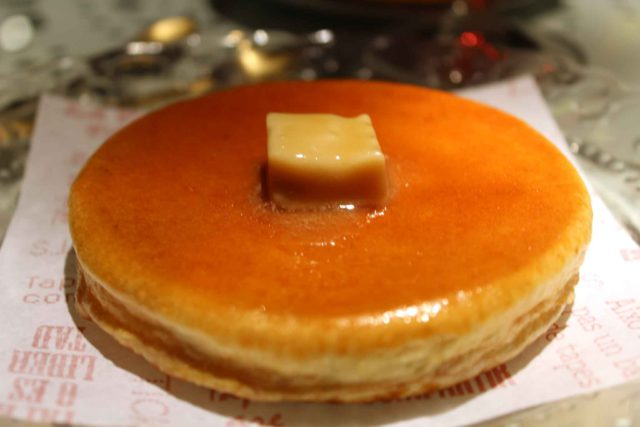 Pancake burro