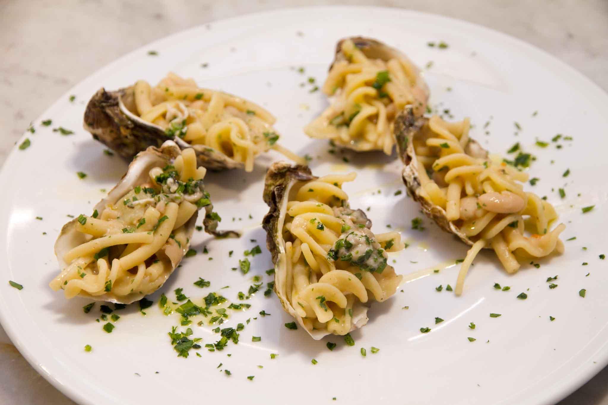 Milano i 10 migliori ristoranti per mangiare pesce for Marchi di pasta da non mangiare