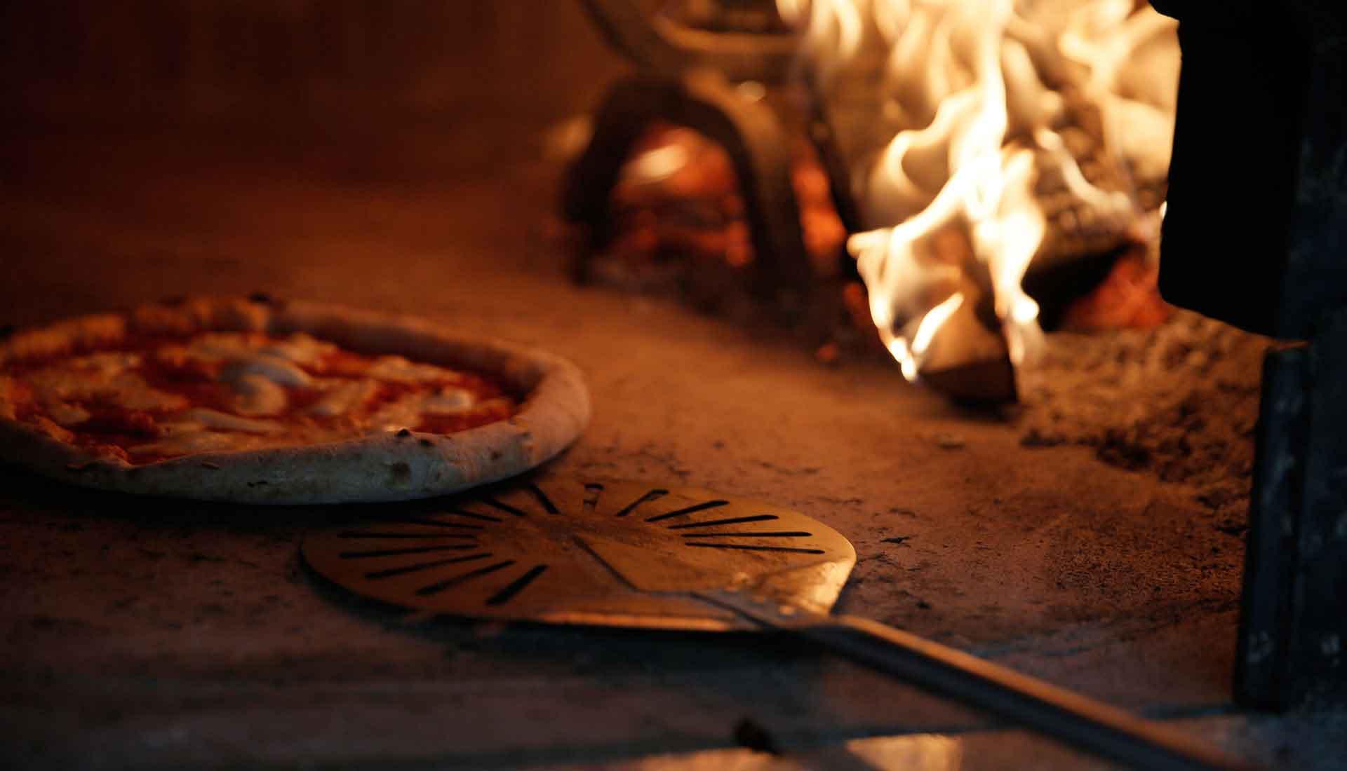 pizza Lievità forno